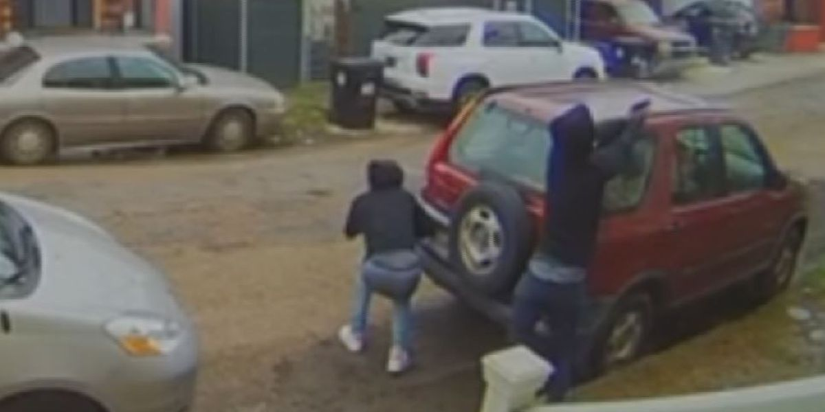 Surveillance video captures afternoon shootout in St. Roch