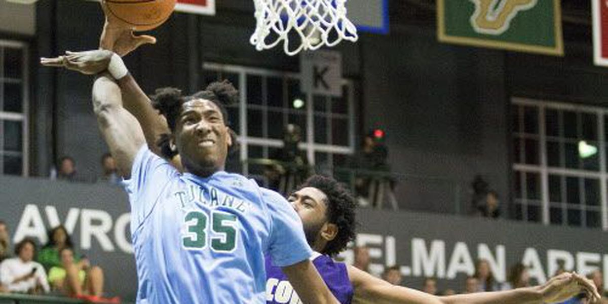 Former Tulane star Melvin Frazier drafted by the Magic 35th overall