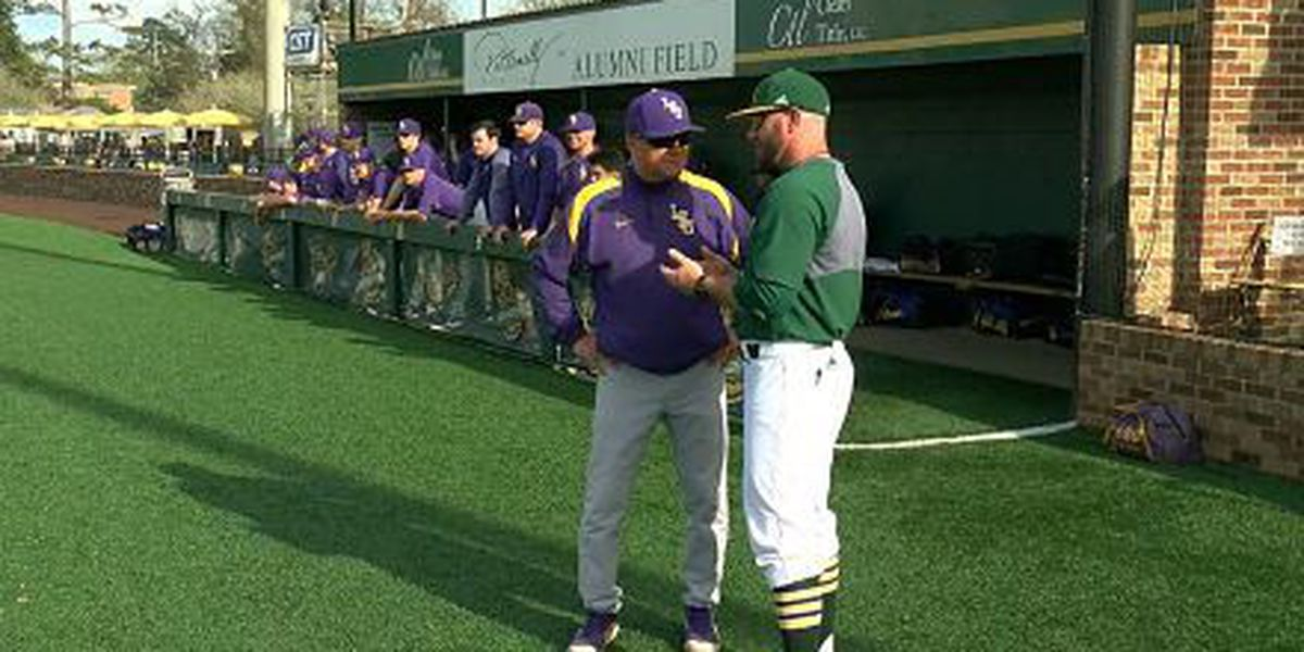 Southeastern baseball upsets LSU in dramatic outing