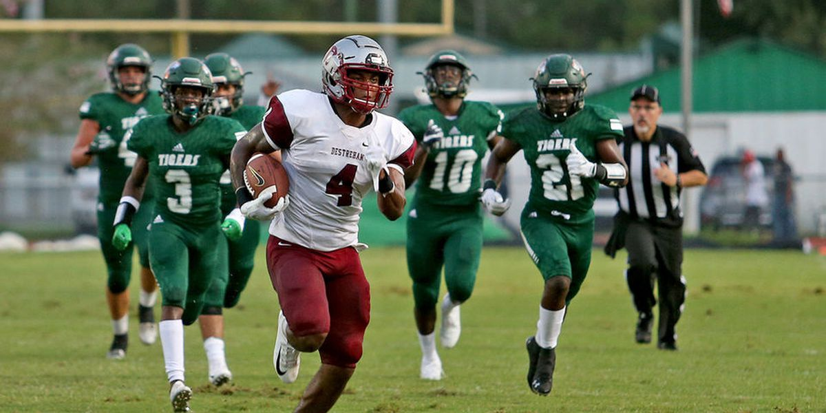Final Fifteen: No. 2 Destrehan RB John Emery