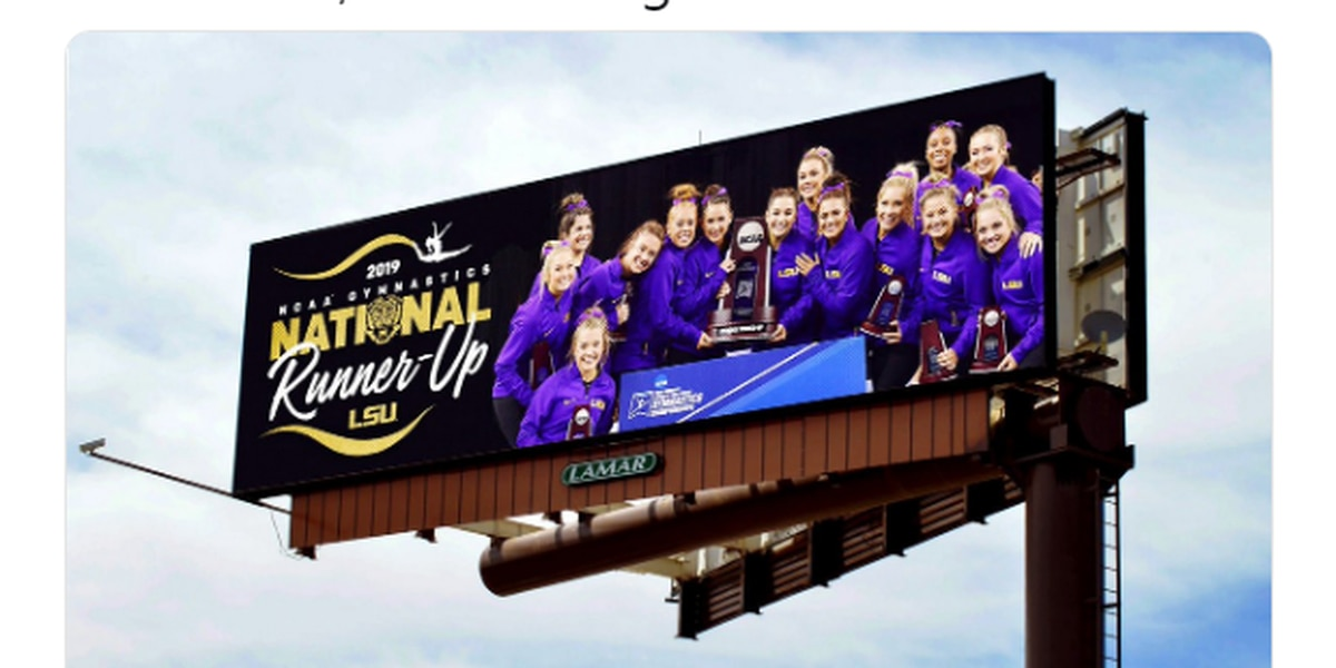 'No, you can't put up a billboard for coming in second'