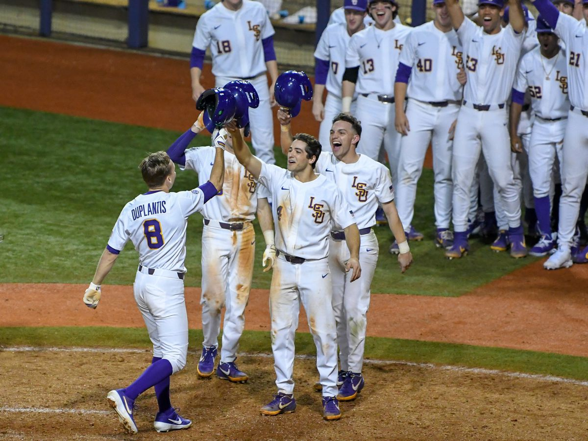 LSU/NSU baseball game postponed due to weather concerns