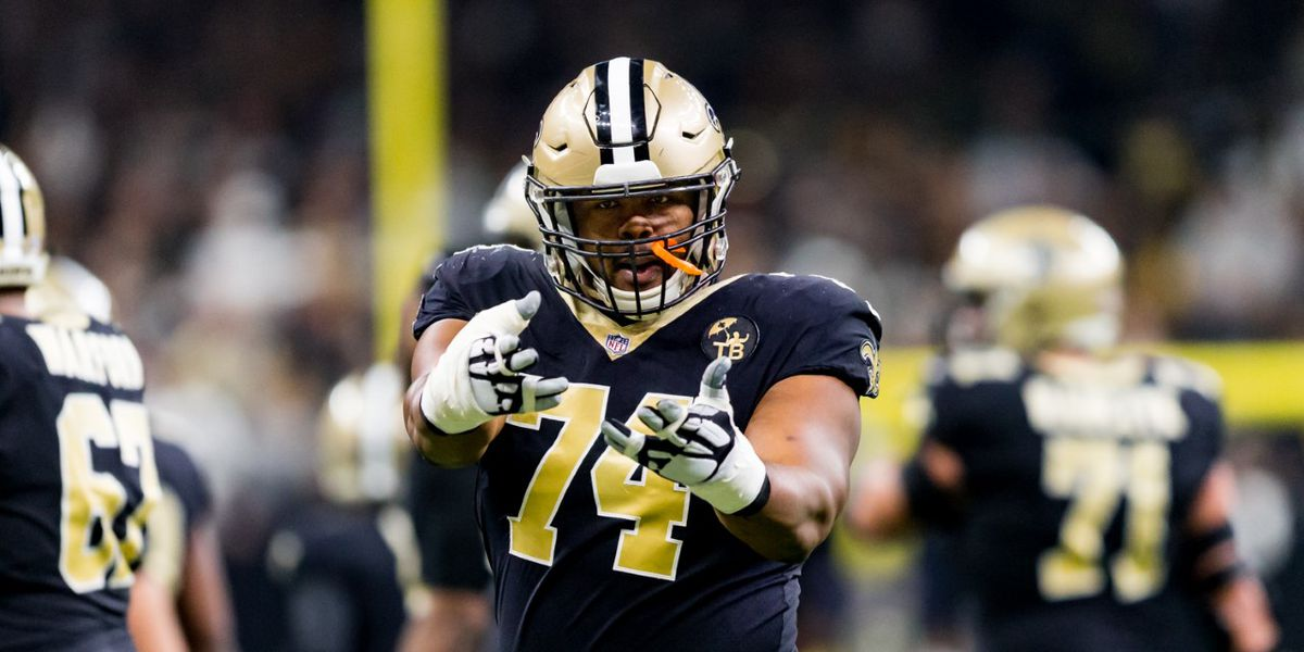Jermon Bushrod to sign 1-day contract, retire as Saint