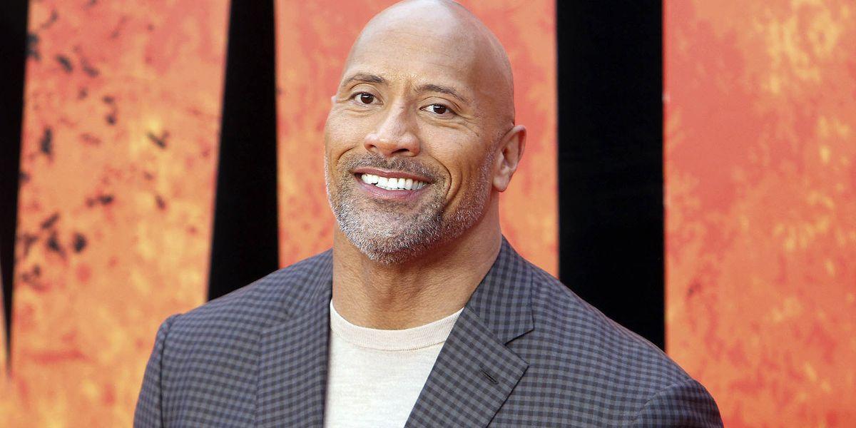 Dwayne 'The Rock' Johnson endorses Biden and Harris