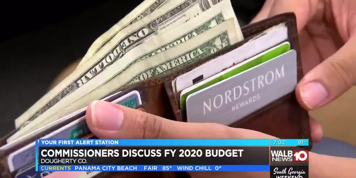 County-wide beautification projects take over Dougherty budget discussions