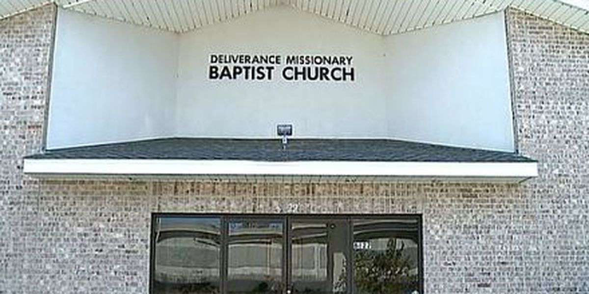 New Orleans East church hit in smash-and-grab burglary