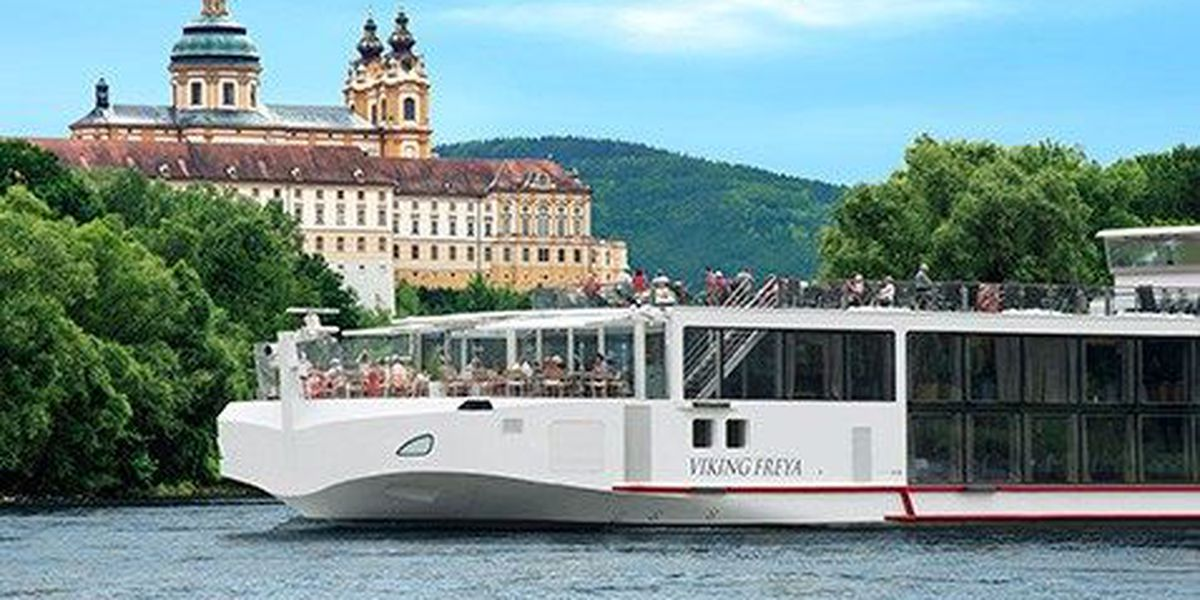 New river cruise line to open home port in New Orleans