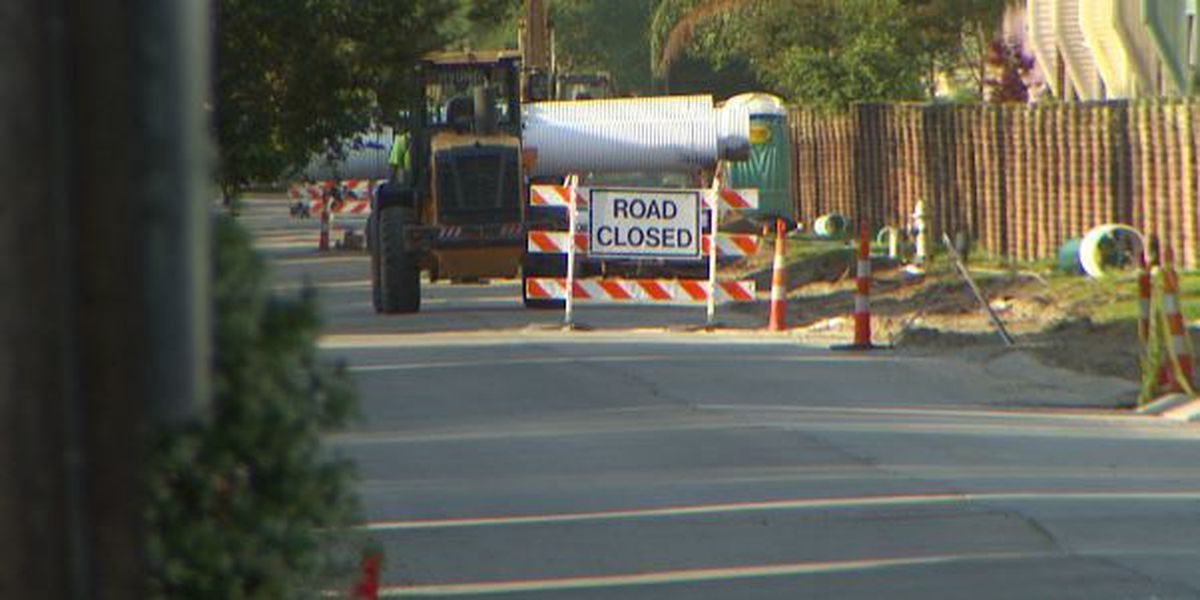 Drainage projects could help Metairie Road businesses