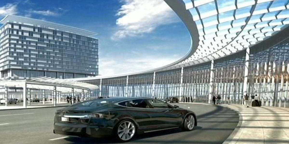 New airport terminal set to open Nov. 6