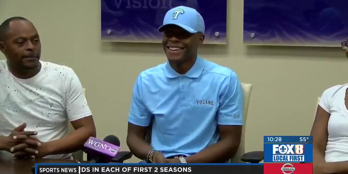 Local athletes highlight Early Signing Day for Tulane and LSU
