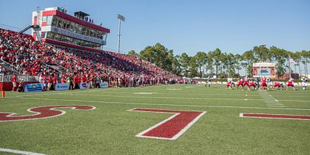 Nicholls pushes up kickoff time as Nate approaches