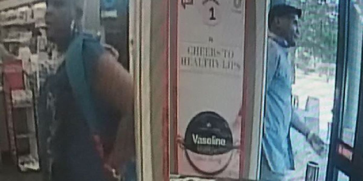 NOPD: video shows pharmacy shoplifting suspects in action