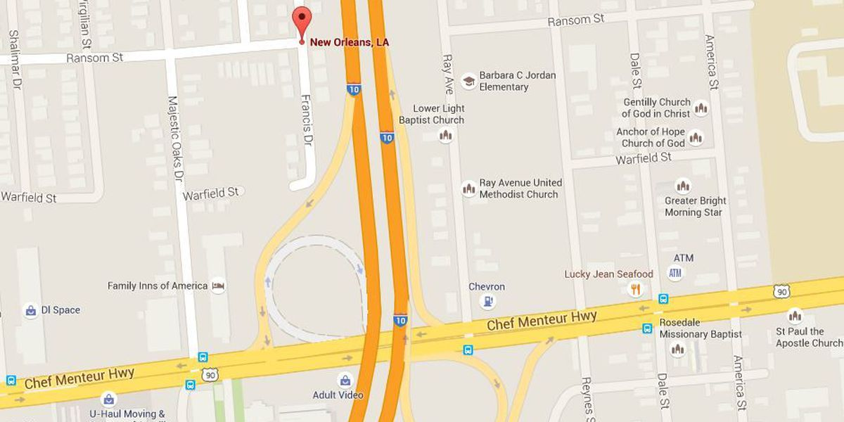 Man shot to death in New Orleans East; open app for more info