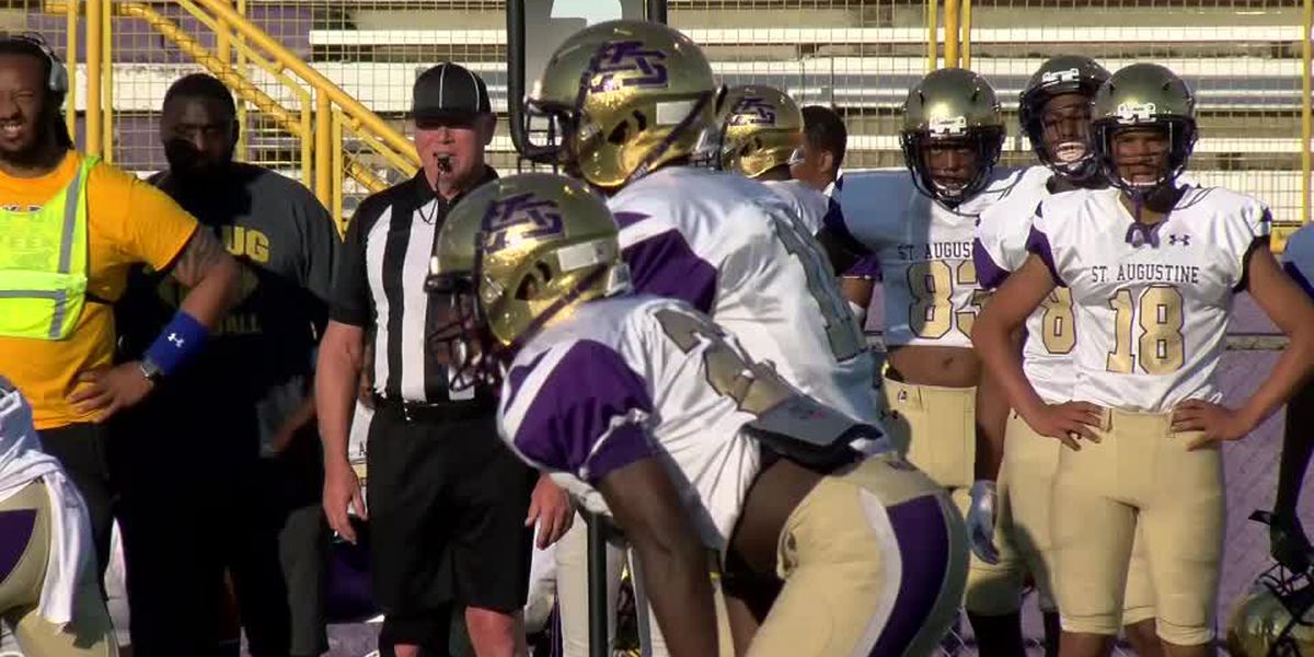 "FOX 8 Football Friday ""Game of the Week"" preview: St. Augustine vs. Brother Martin"