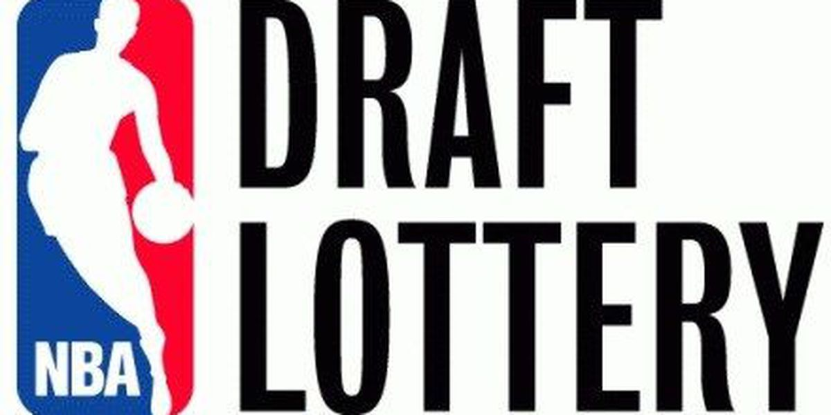 Lakers jump two spots in NBA Draft Lottery selection