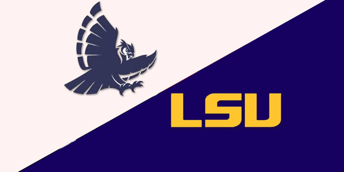LSU takes a break from conference play, welcomes the Owls to Tiger Stadium