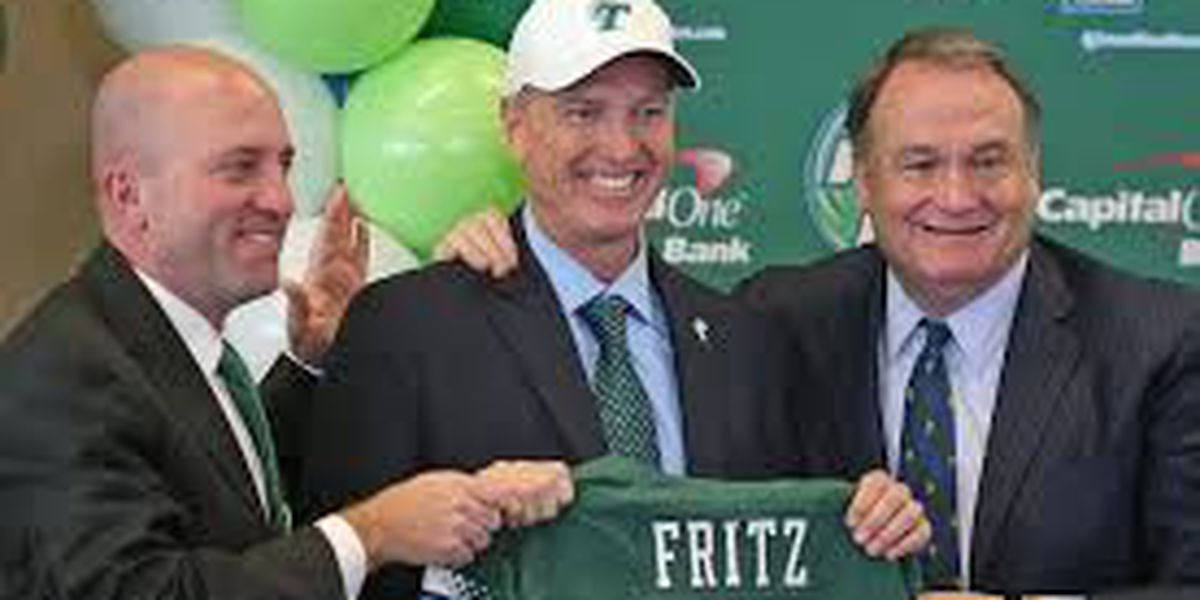 Tulane's new AD trying to get the Wave back to winning