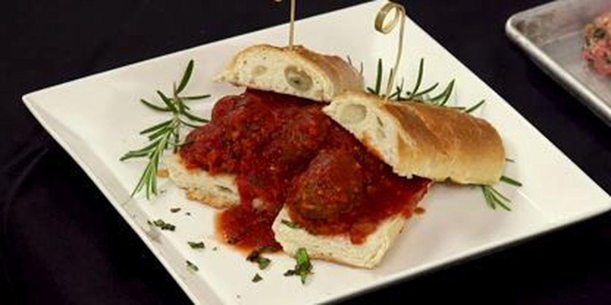 Chef John Folse: Spicy Italian meatball peacemaker