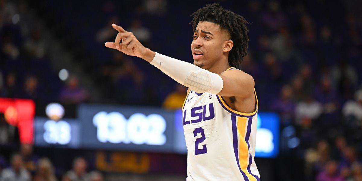 Men's Basketball: LSU outlasts Texas in SEC/Big 12 Challenge