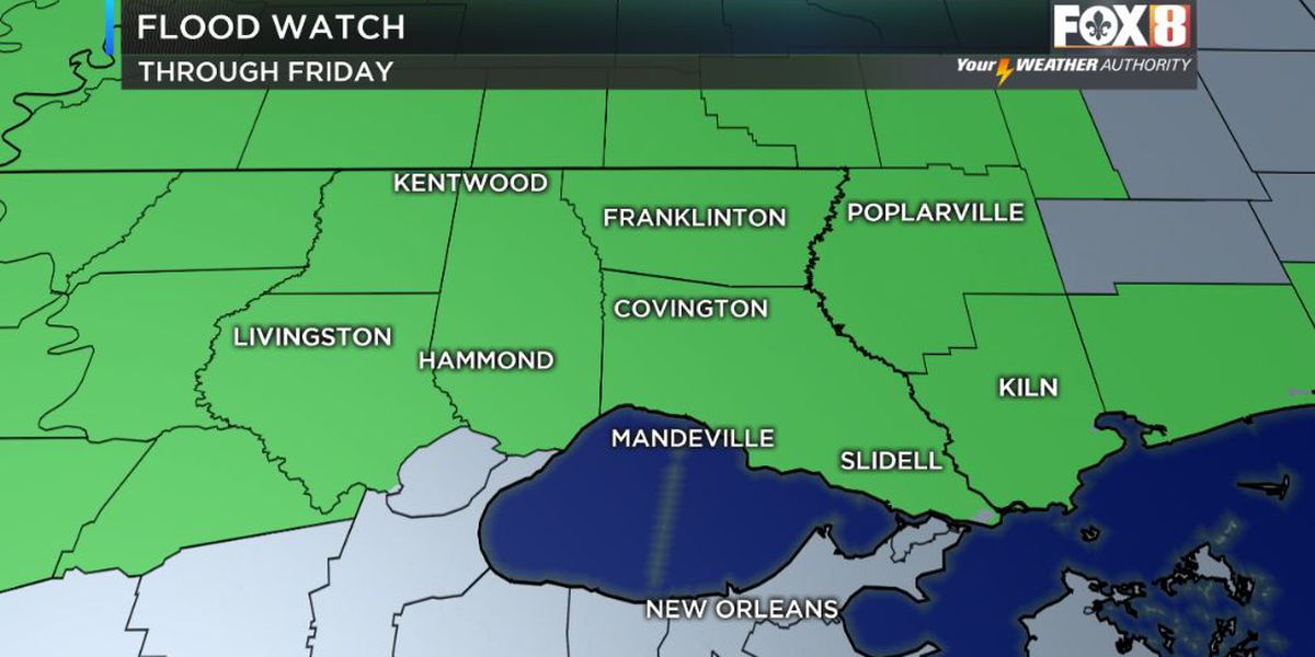David: More flooding, severe weather expected into the weekend