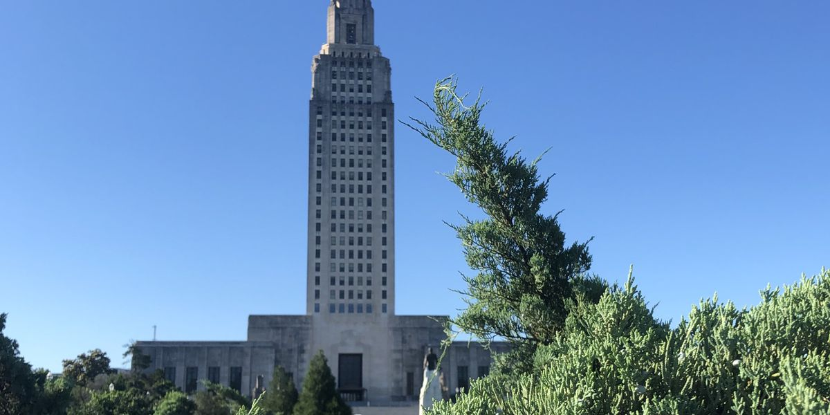 La. governor says he's optimistic state will reach Phase 2 of reopening by early June