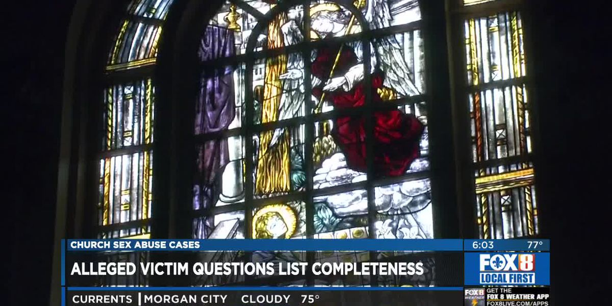 Man who says he was raped at Jesuit High questions how complete list of church sex abusers will be