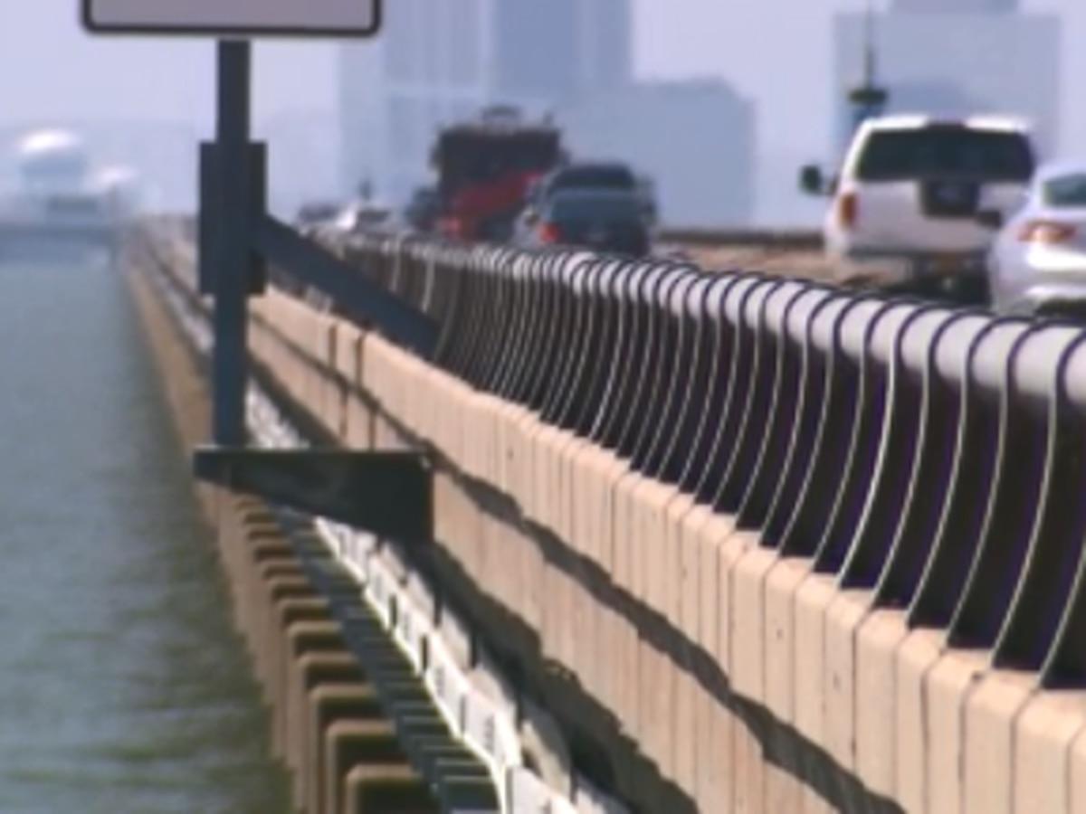 Work progresses on Causeway Bridge safety improvements