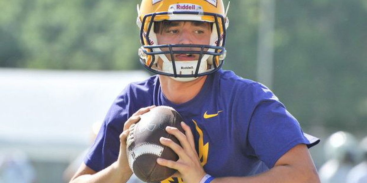 Former 8th grade LSU football commit Zadock Dinkelmann picks BYU