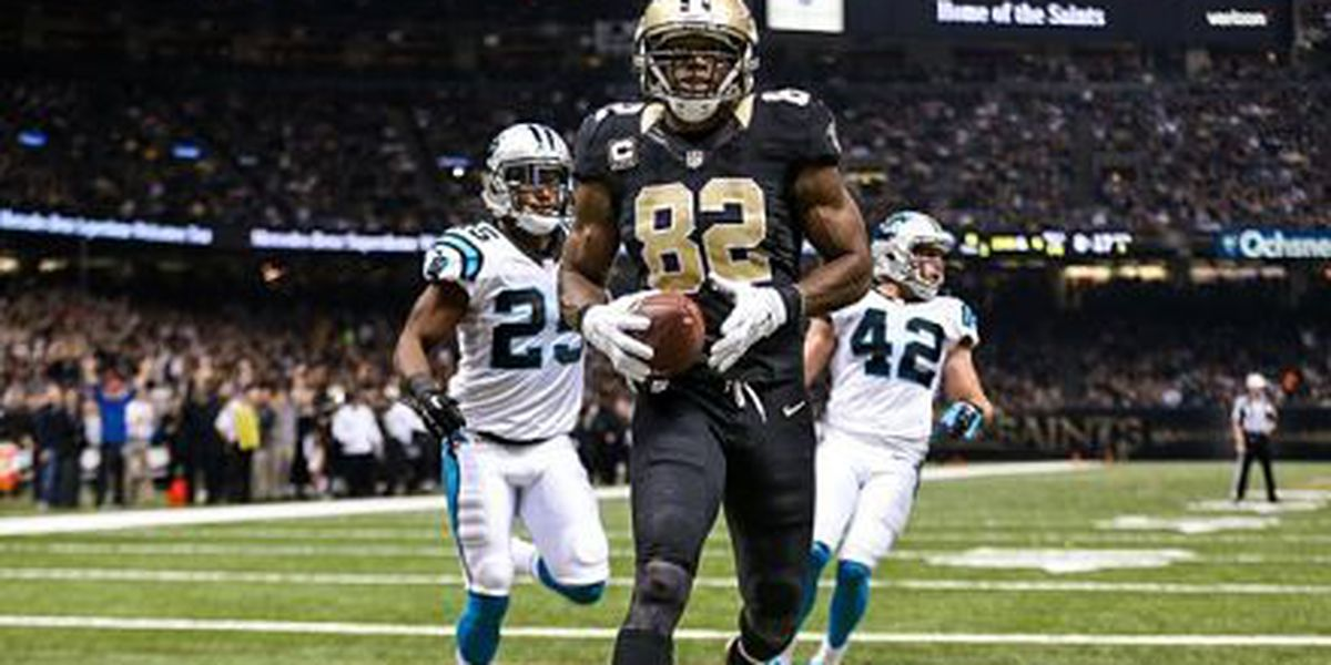 Saints unable to top undefeated Panthers, fall 41-38