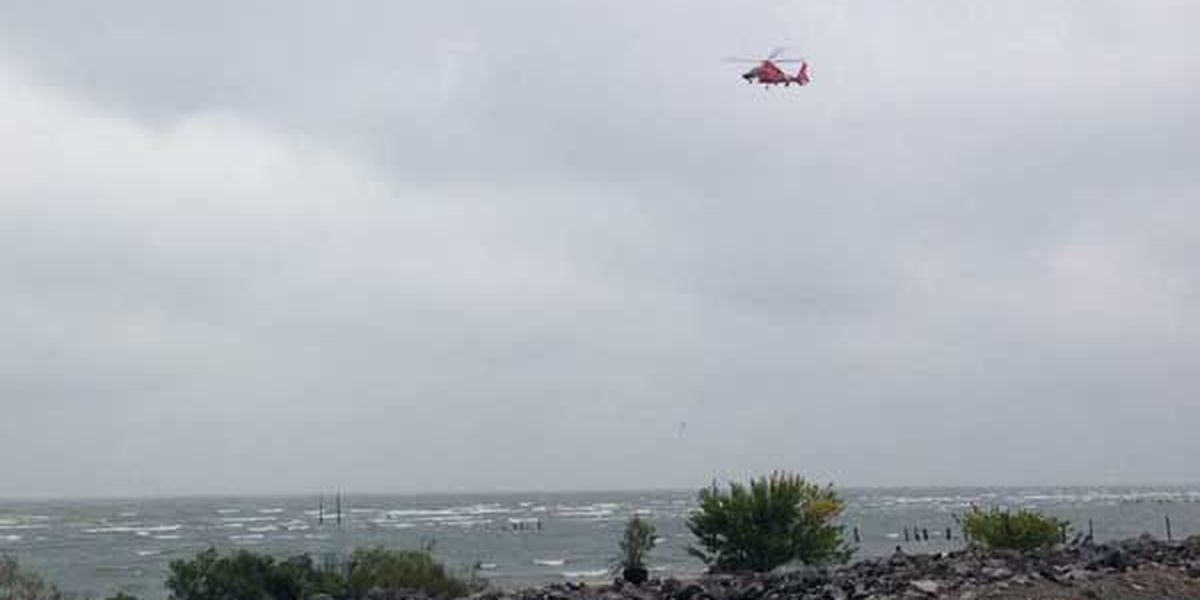 Coast Guard suspends search for downed plane in Lake Pontchartrain