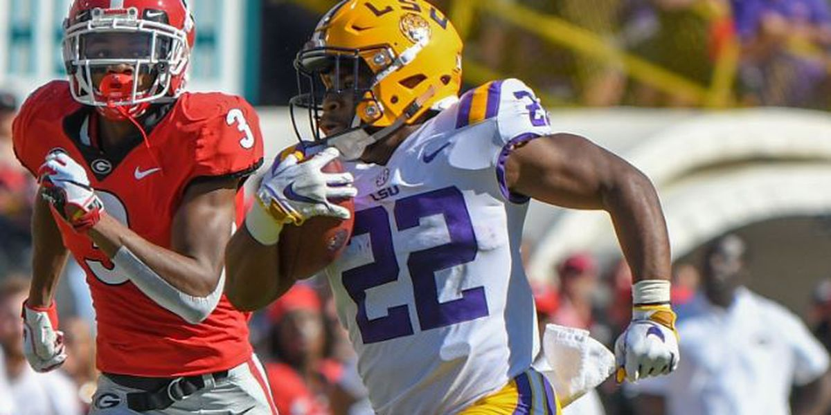 Louisiana State football player kills man trying to rob him, police say