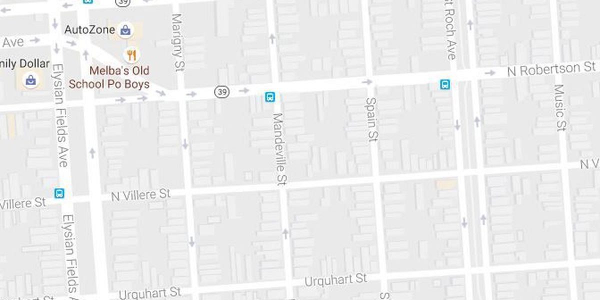 One man dead after double shooting in St. Roch
