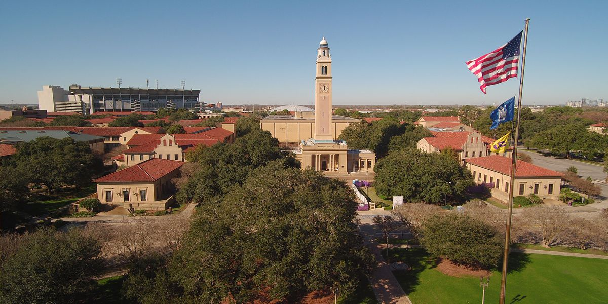 LSU officials identify dormitory on campus as high risk area for coronavirus; students mandated to take test