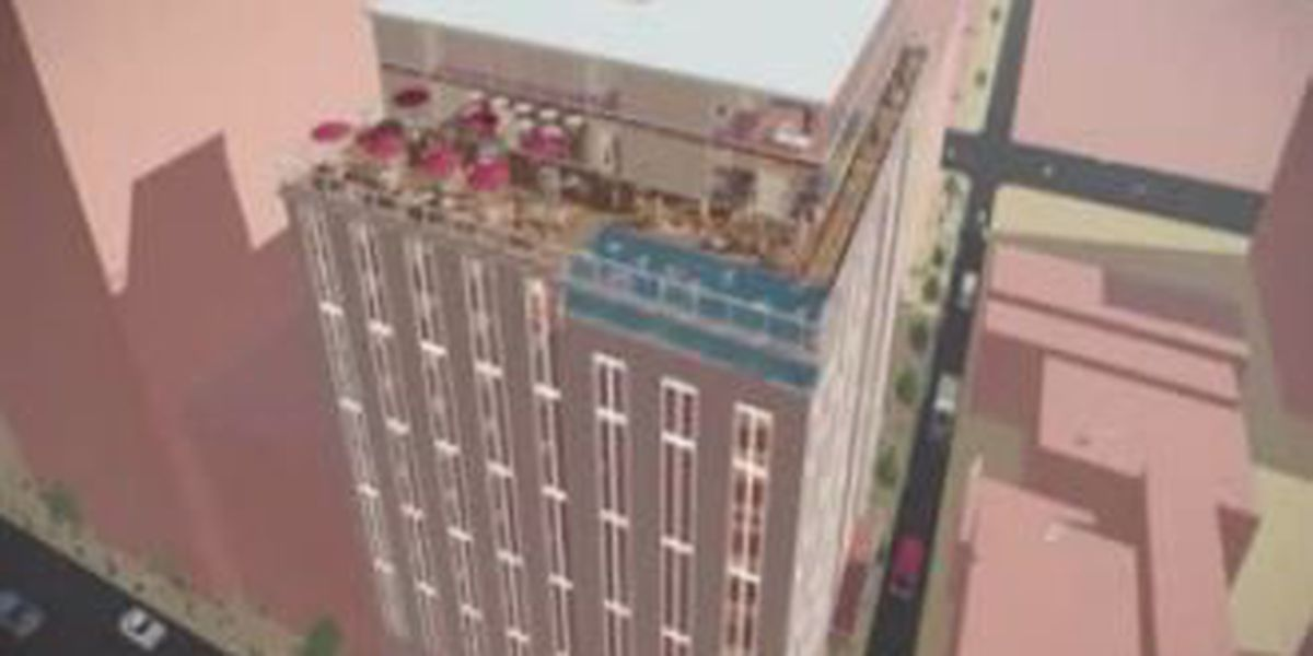 Planning commission rejects plan for CBD Virgin Hotel
