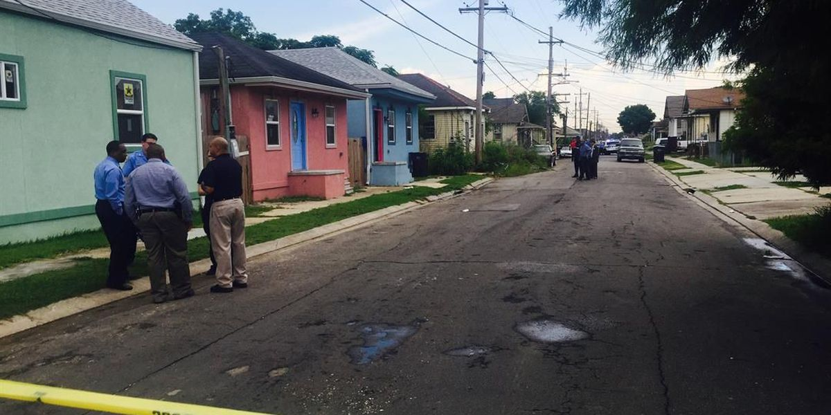 NOPD: Man shot to chest in 7th Ward
