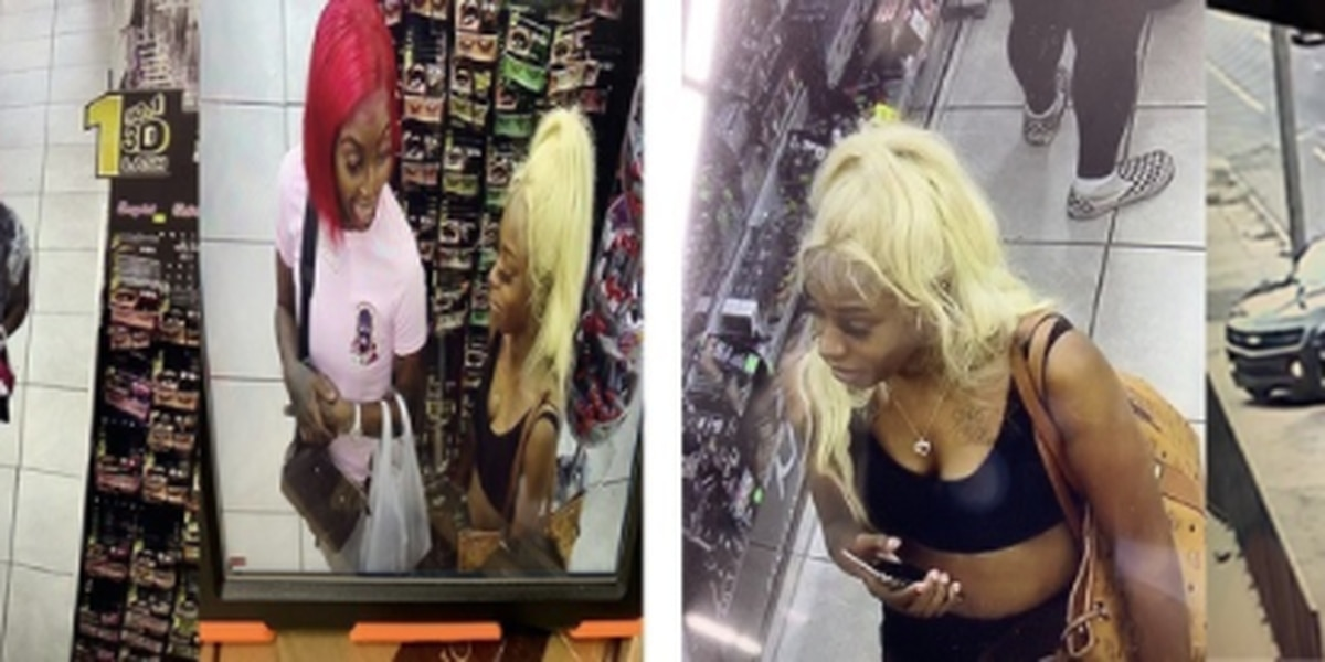 NOPD seeking assistance to identify two women suspected of robbing a woman