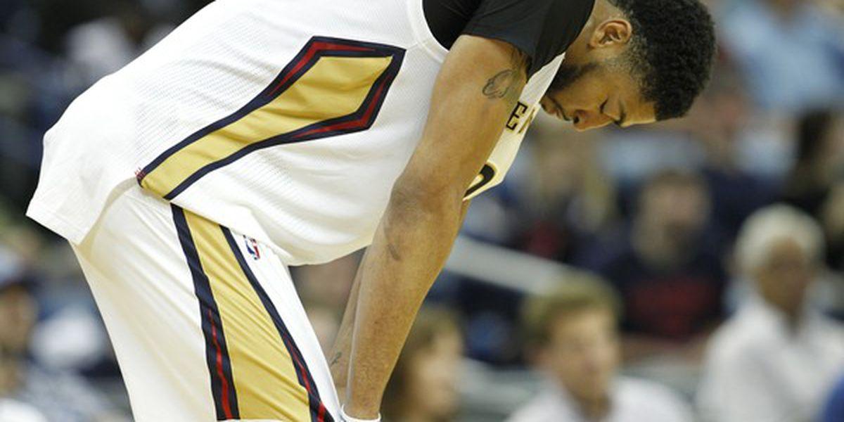 Davis scores 41 points, still not enough to beat the Heat