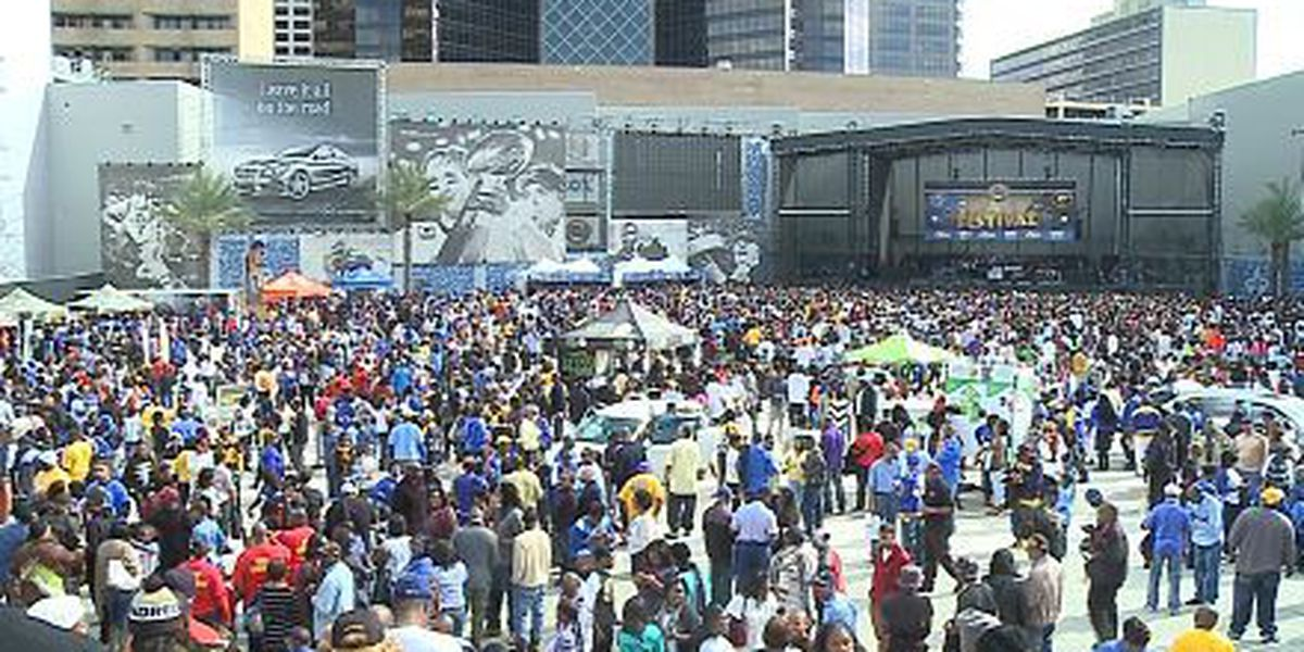 Bayou Classic weekend is a big win for New Orleans economy