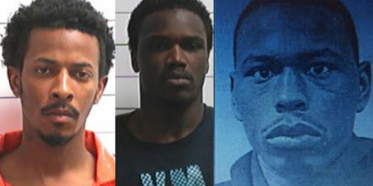 Two arrested, one sought in series of Mid City armed robberies