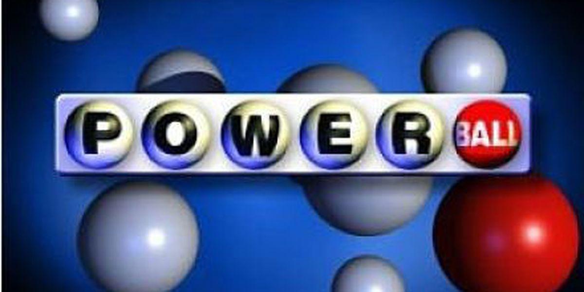 One lucky winning ticket wins the $455 million Powerball jackpot