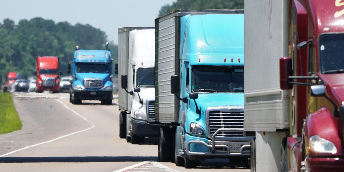 Truckers feel more appreciated amid new challenges on America's roadways