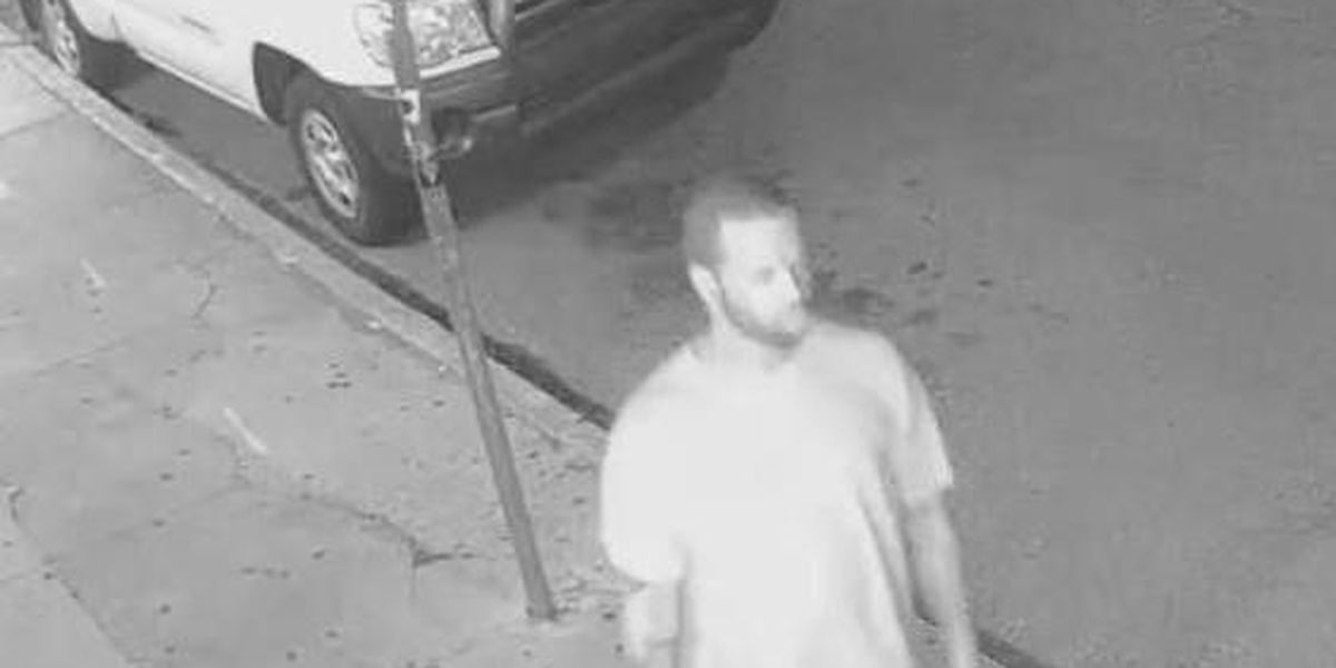 NOPD searching for Marigny robbery suspect