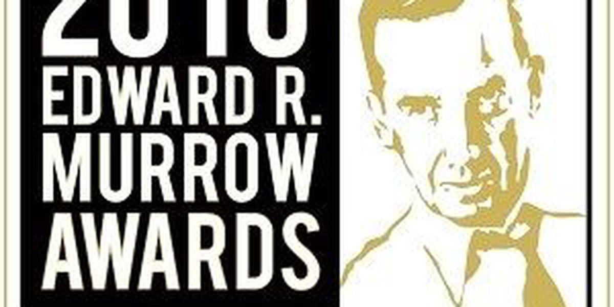 FOX 8 honored with 2 prestigious Murrow Awards