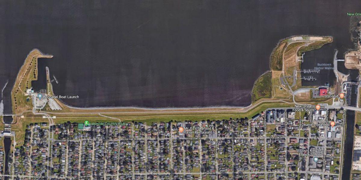 Report: Grant to plan wetlands restoration between Bucktown and Bonnabel in Jefferson Parish