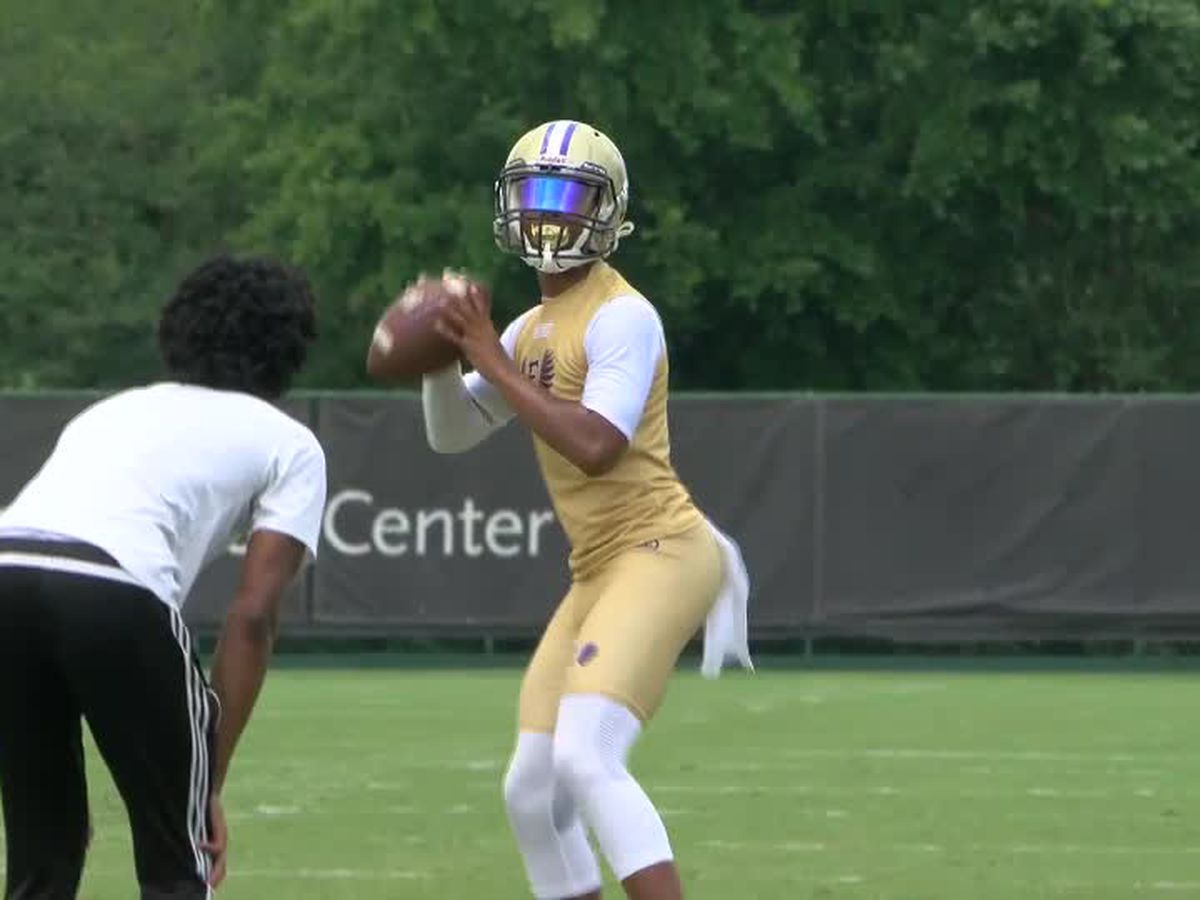 Easton's Stephen Banford, Jr. ready to succeed Lance Legendre at QB