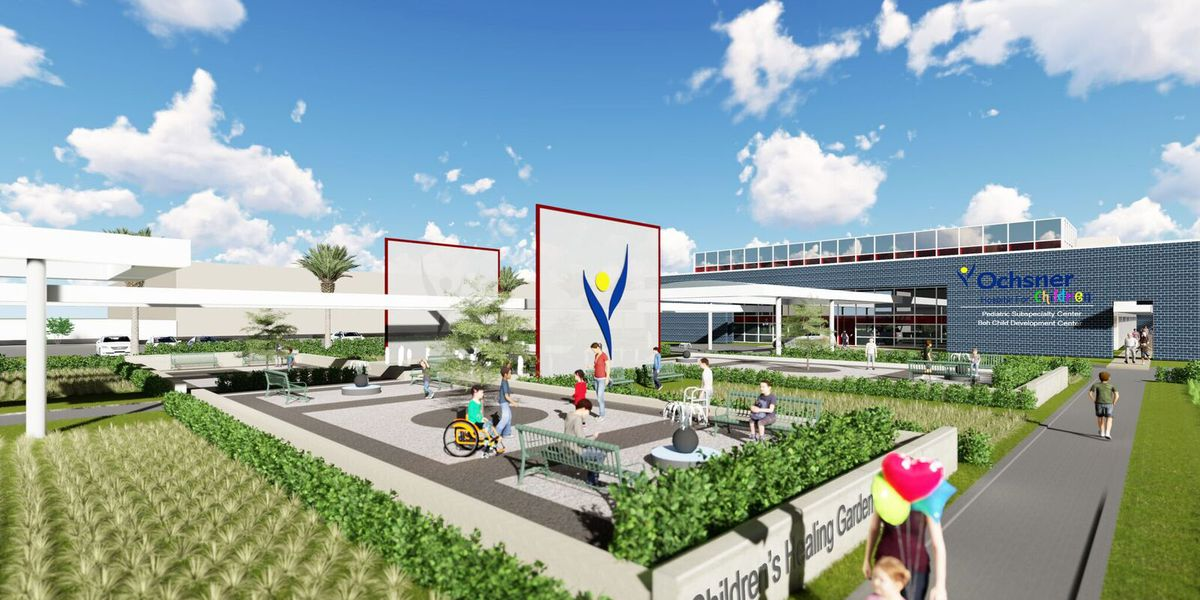New Ochsner facility to provide first-of-its-kind care to special needs children in region