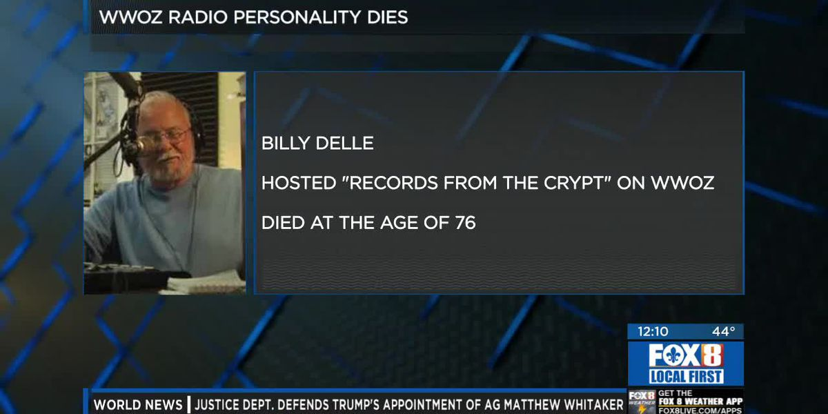Billy Delle passes away at 76