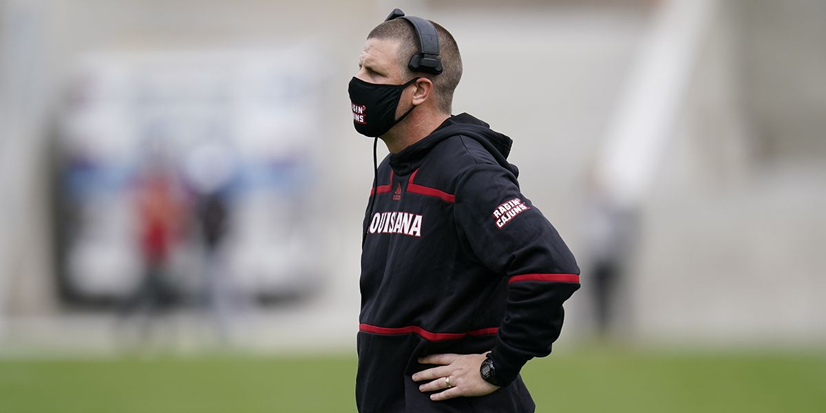 Louisiana-Lafayette's game against Appalachian St. postponed due to positive COVID-19 tests by the Mountaineers