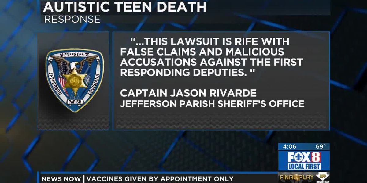 JPSO: Lawsuit filled with false claims
