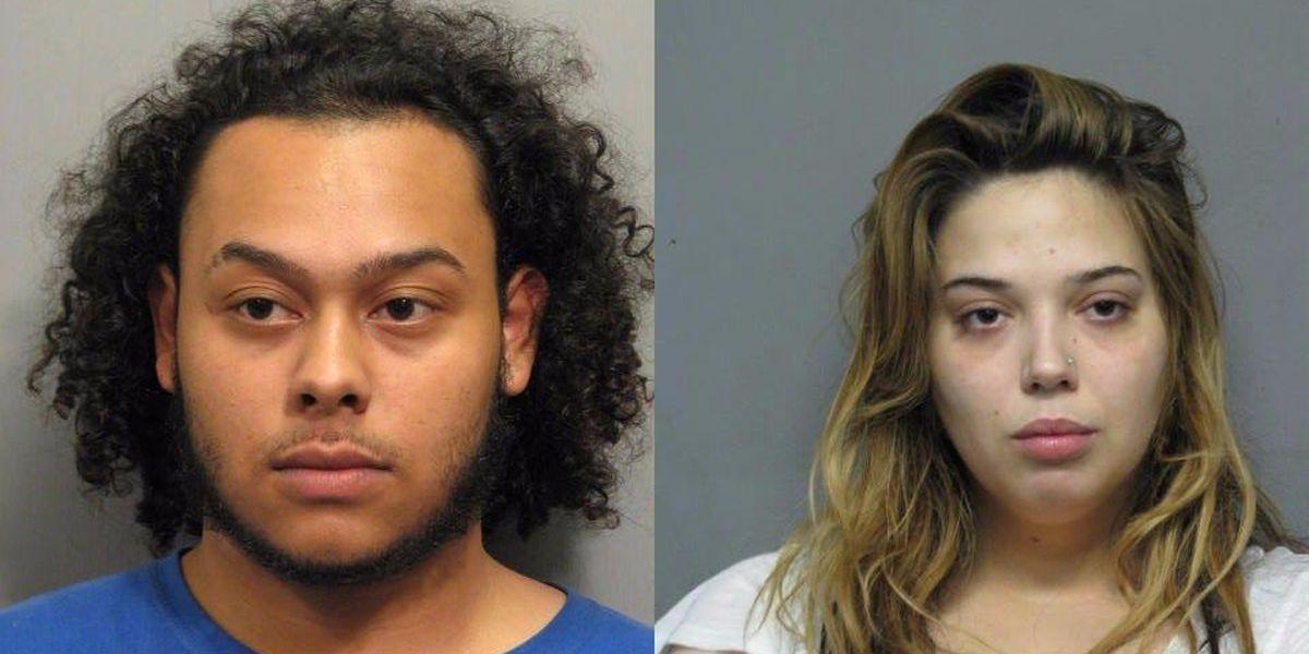 Kenner couple arrested after elderly victim calls 911 from inside closet